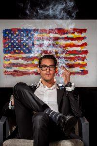 Benjamin Wolf Cannabis Kandidaat
