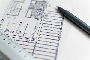 Een huis bouwen van hennep