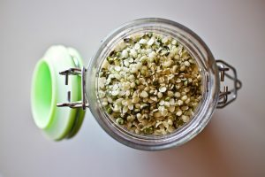 The many uses of hemp - eat the seeds